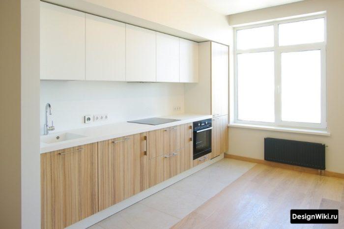 кухня в скандинавском стиле фото интерьер 10 кв м