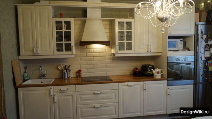 кухня в скандинавском стиле фото интерьер 9 кв м