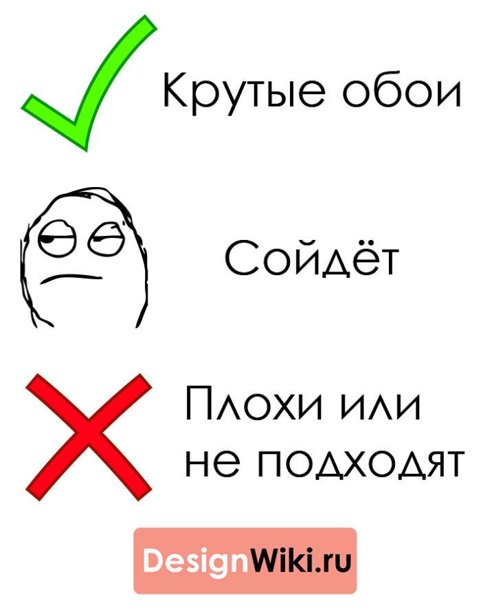 условные обозначения designwiki.ru