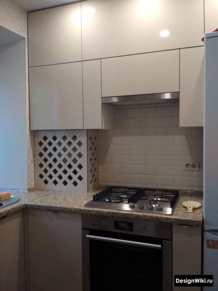 идеи для кухни 6 кв м