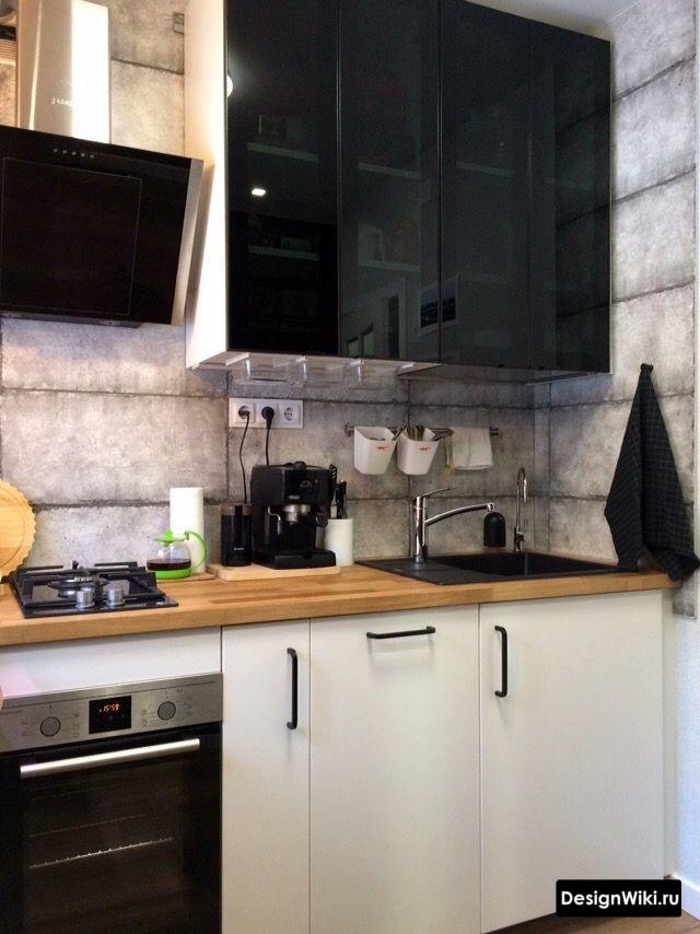 кухни в квартире 6 кв м