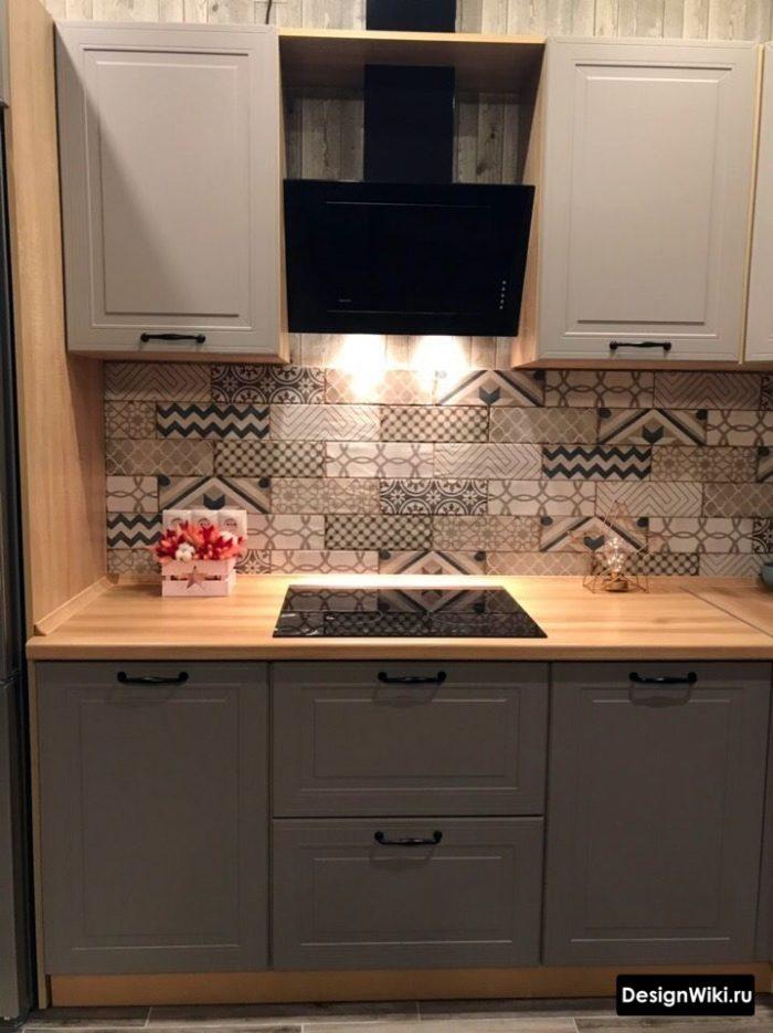 кухни 6 кв м