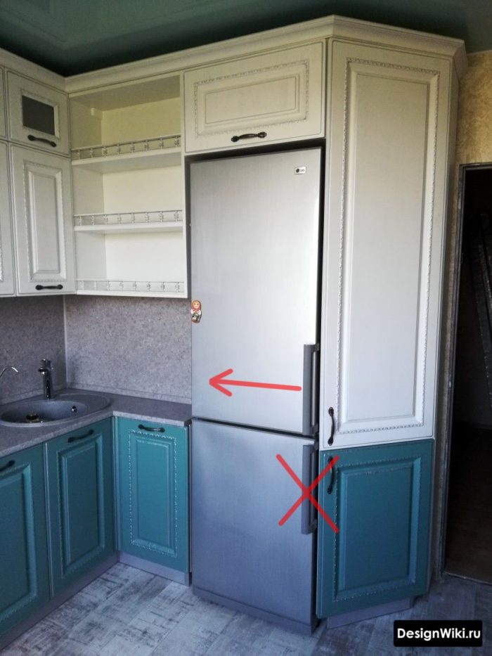кухня ремонт дизайн 6 кв