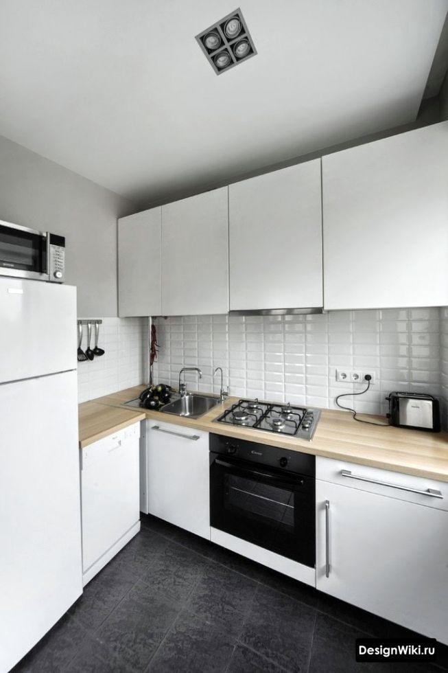 кухня угловая 6 кв
