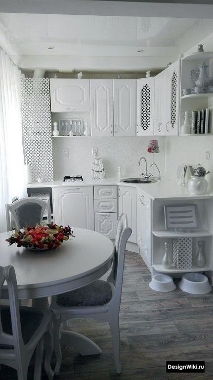 кухня 6 кв метров дизайн в хрущевке