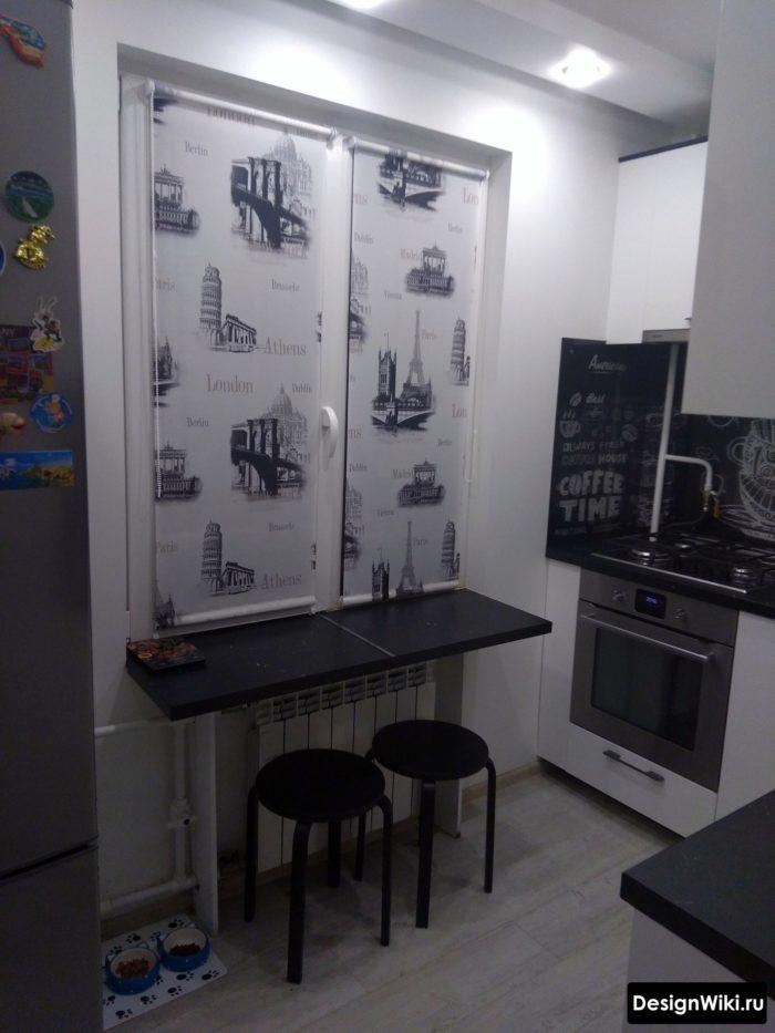 кухня 6 кв метров идеи для кухни интерьеры хрущевка