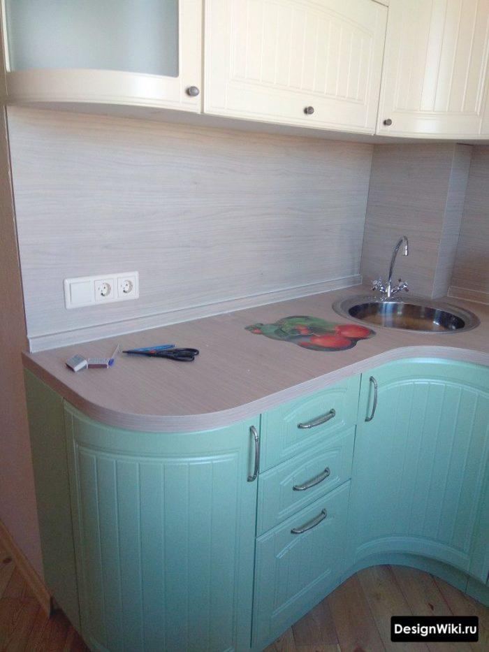кухня 6 кв