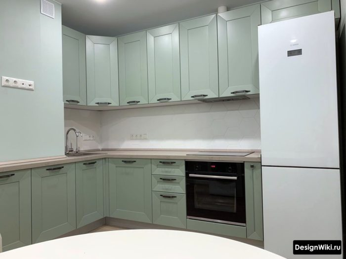 ремонт кухни дизайн 6 кв