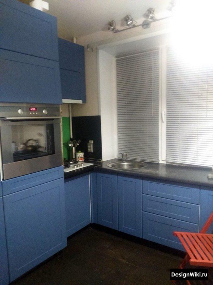 ремонт кухни 6 кв м идеи варианты ремонта