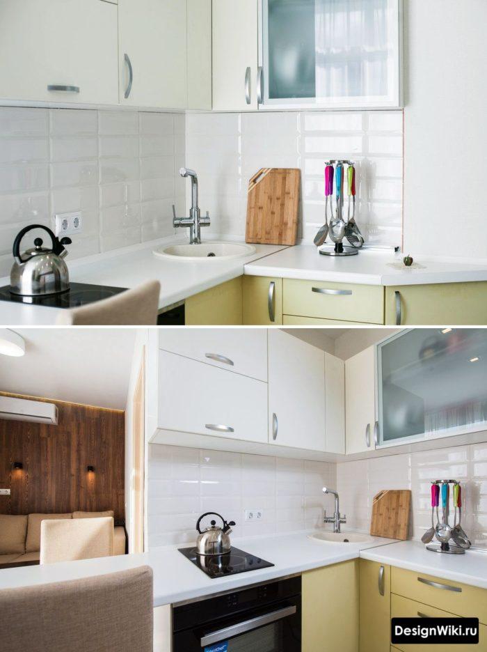 ремонт кухни 6 кв м под ключ цена