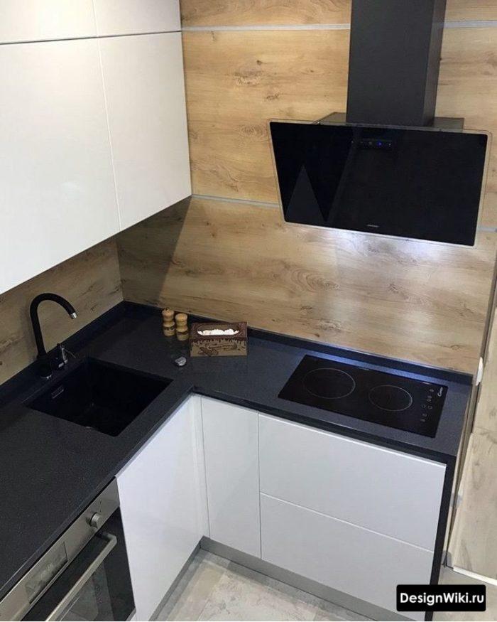 ремонт кухни 6 кв м хрущевка