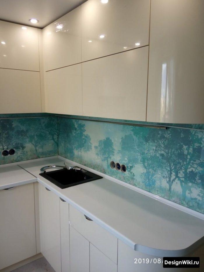 сколько стоит ремонт кухни 6 кв м