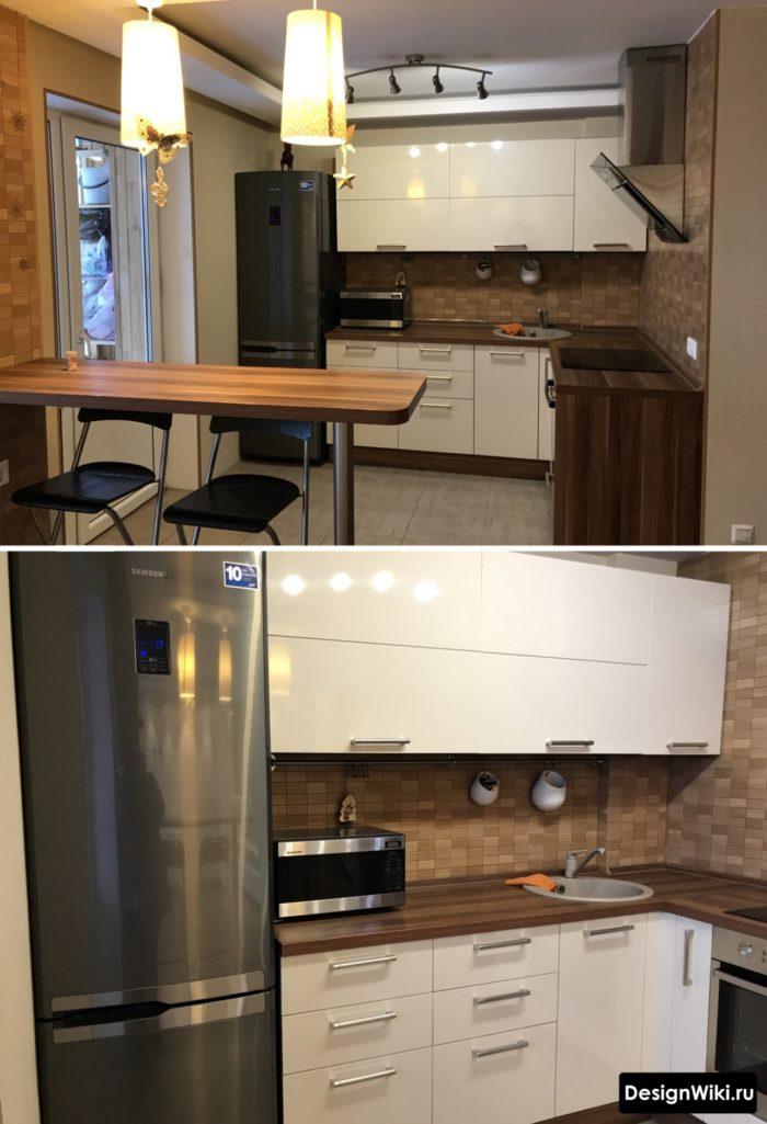 угловой шкаф кухня размеры