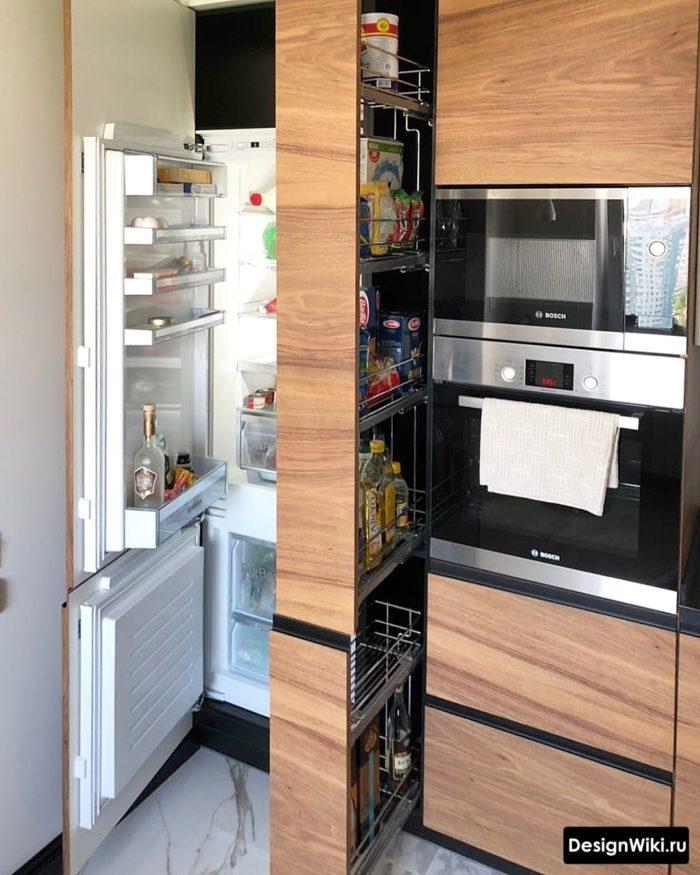 дизайн кухни 9 м2 с окном