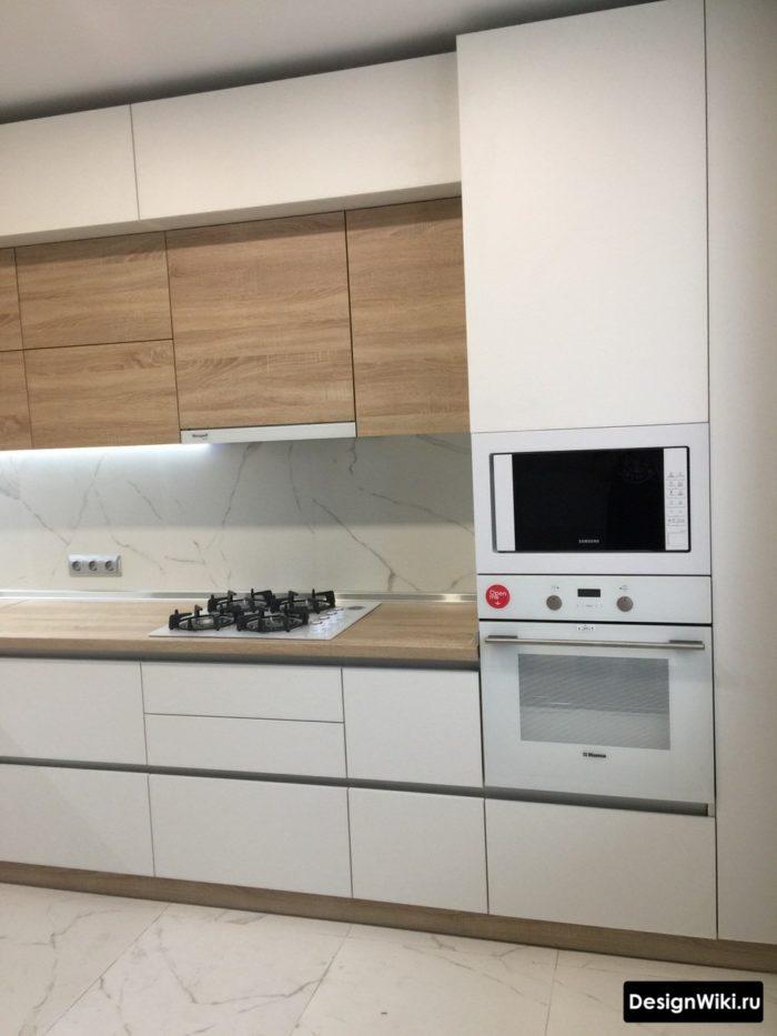 интерьер кухни 9 кв м секреты удачного дизайна