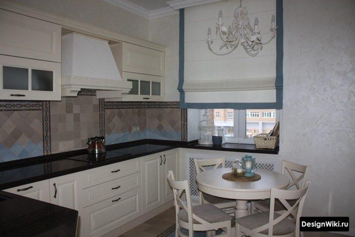 кухни дизайн проекты 9 кв