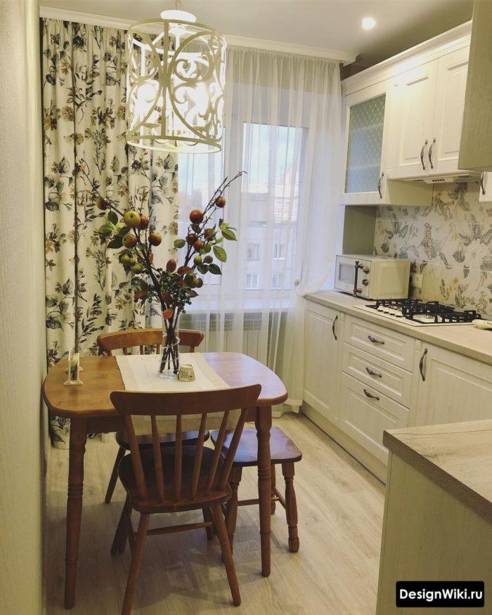 кухня на 9 кв м