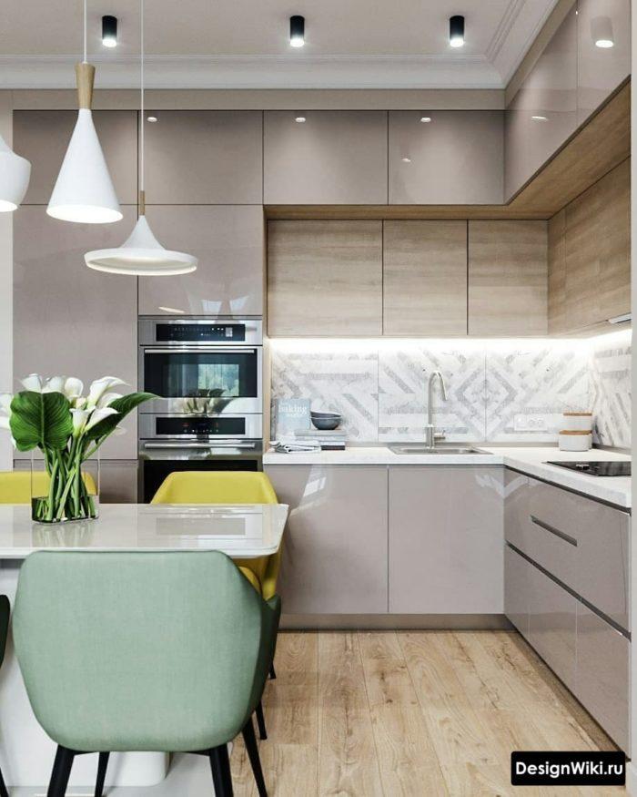 кухня 9 кв метров идеи для кухни