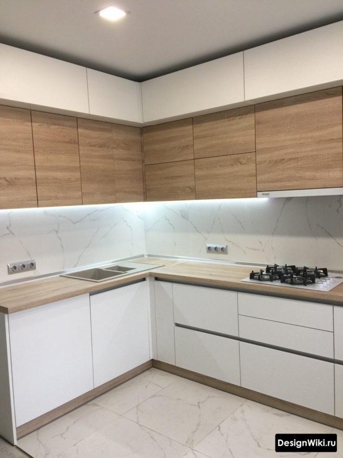 кухня 9 м2 планировка и дизайн