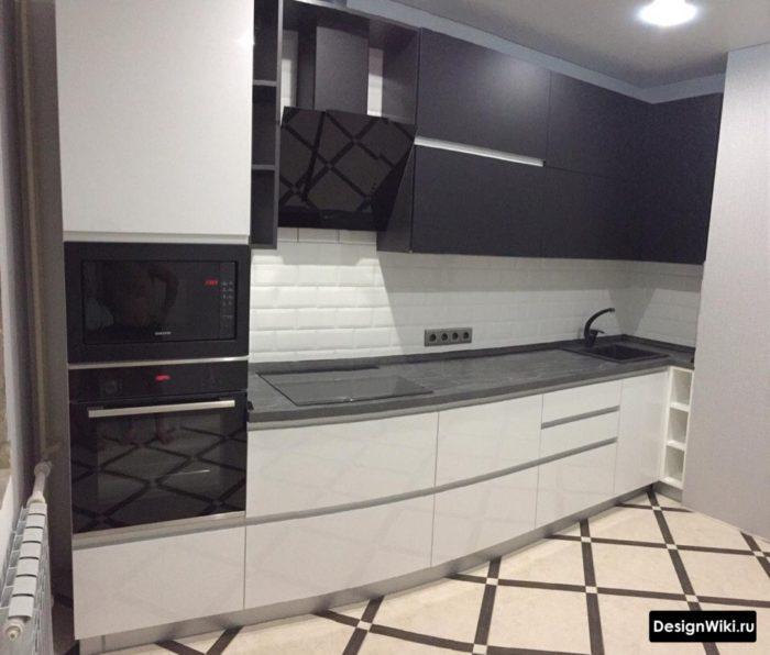 оформление кухни 9 квадратных метров