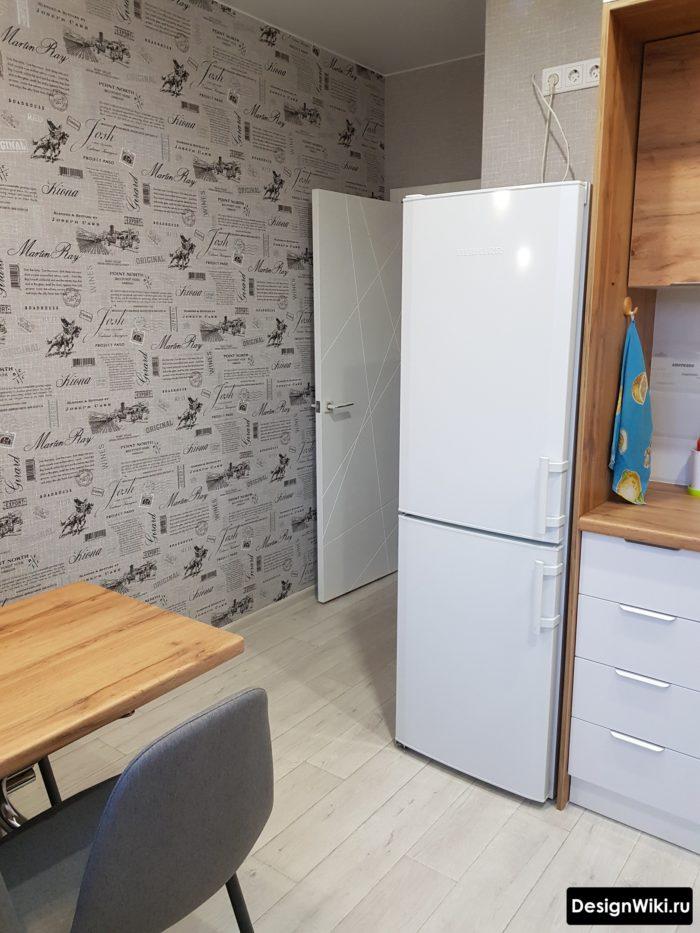 ремонт кухни 9 кв м идеи