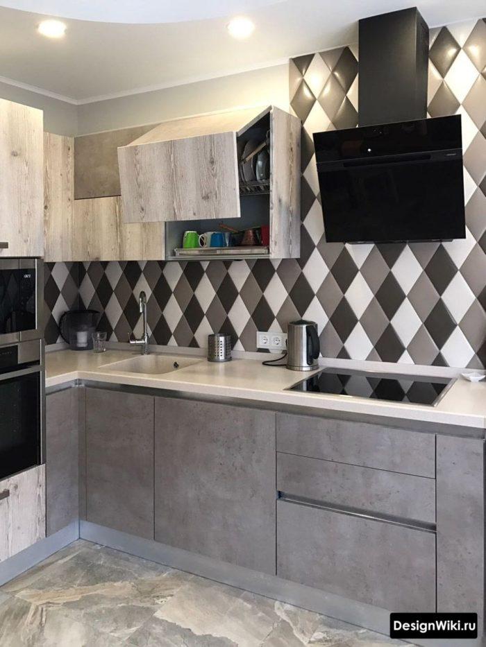 ремонт кухни 9 кв м цена