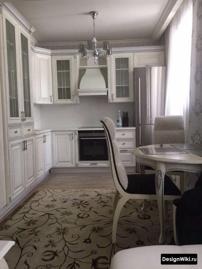 стулья для кухни в классическом стиле