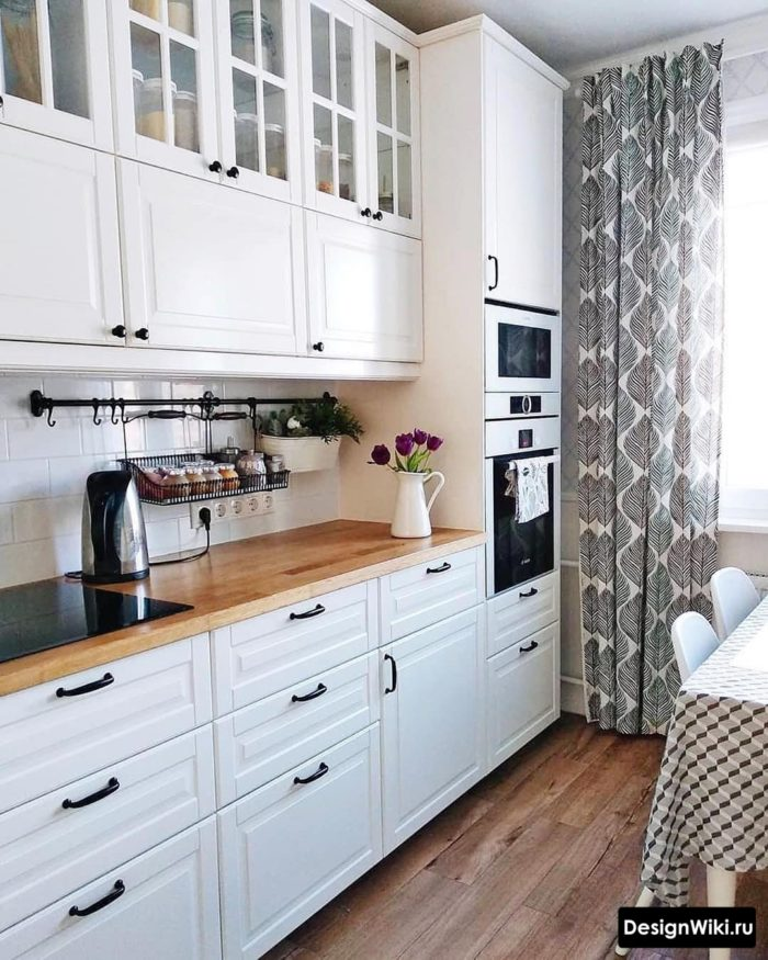 дизайн кухни 10 метров