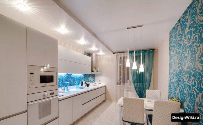 идеи ремонта кухни 12 кв м