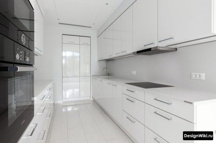 интерьер для кухни 12 кв метров