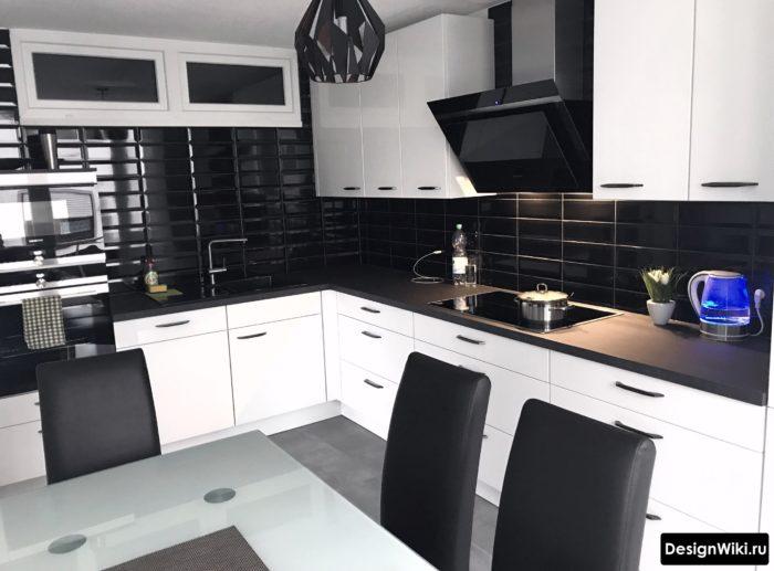 интерьер кухни 10 кв м секреты удачного дизайна