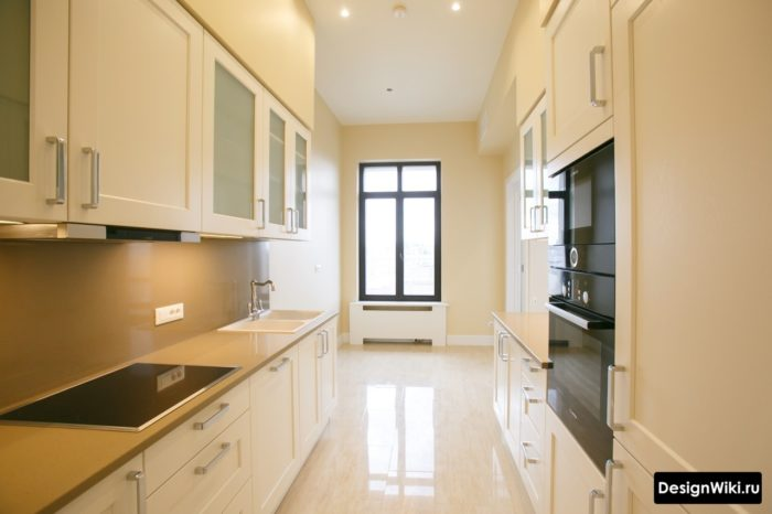 кухни дизайн проекты 10 кв