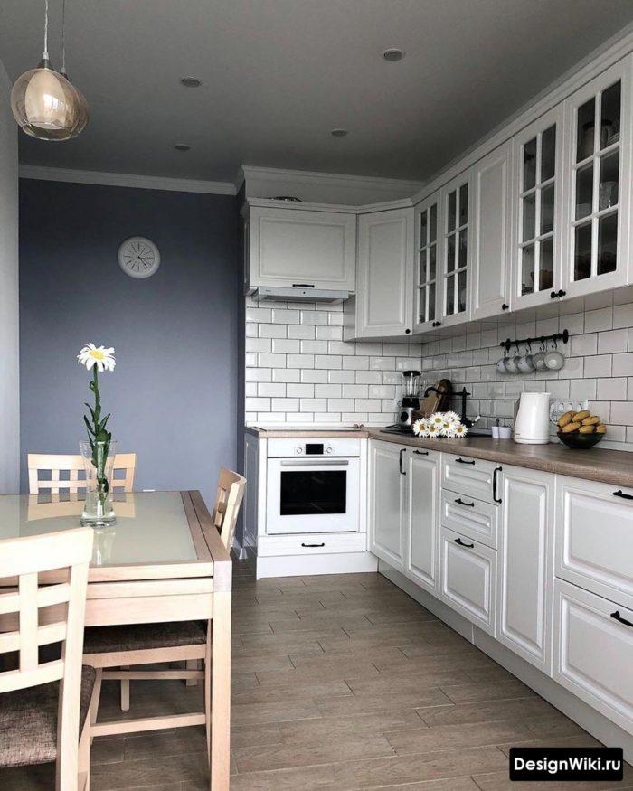 кухни дизайн проекты 12 кв