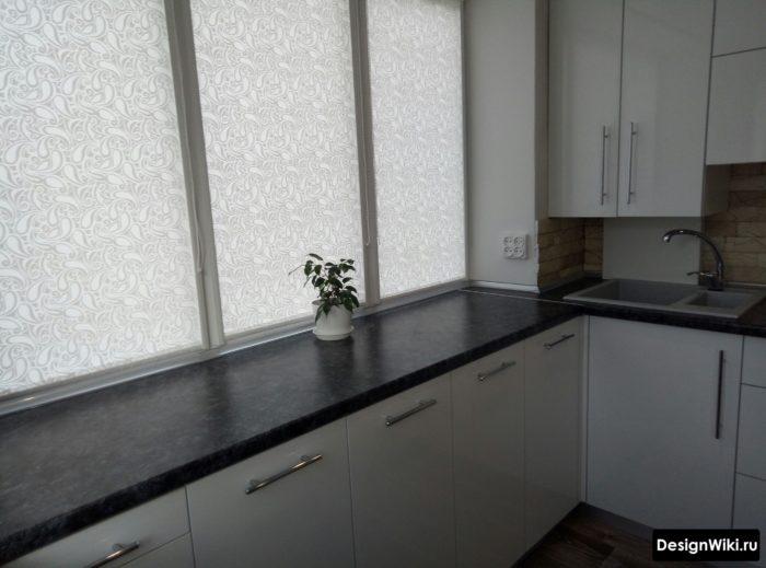 кухни 10 кв м интерьера