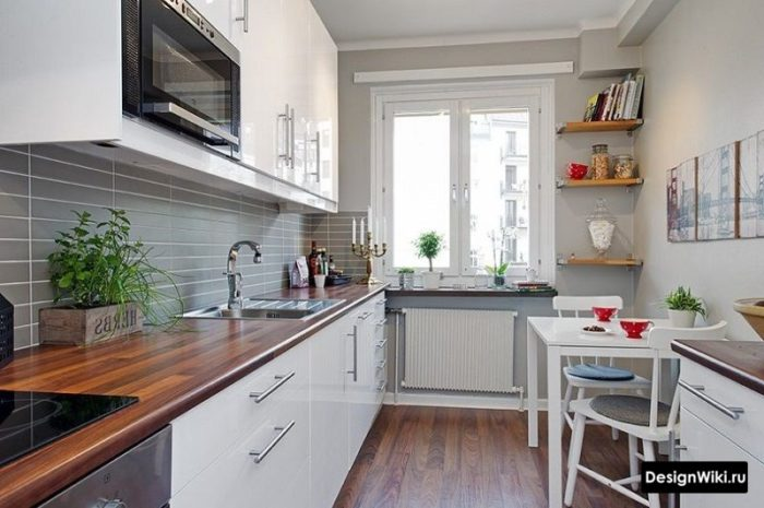 кухни 10 м2 дизайн угловые