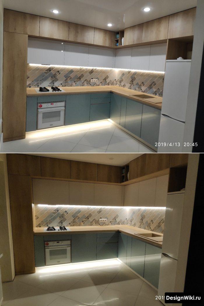 кухни 10 м2 дизайн