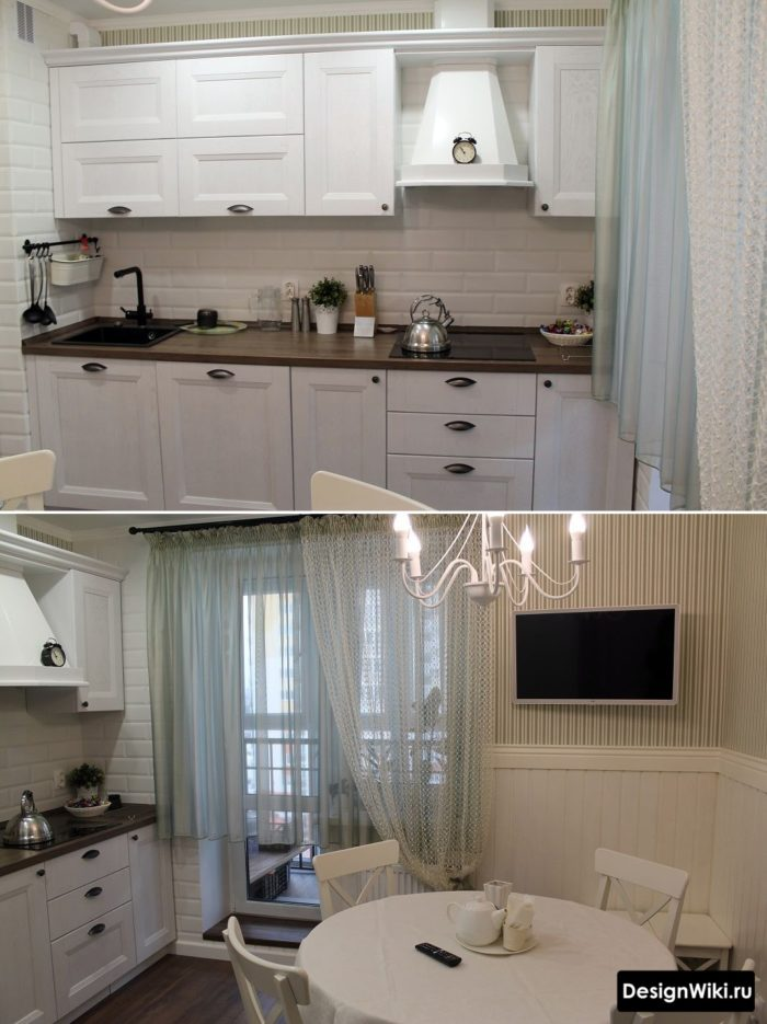 кухня дизайн интерьер 12 кв метров