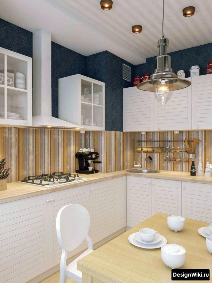 кухня 10 квадратных метров