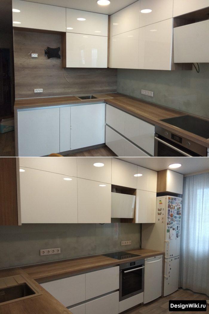 кухня 10 квадратов