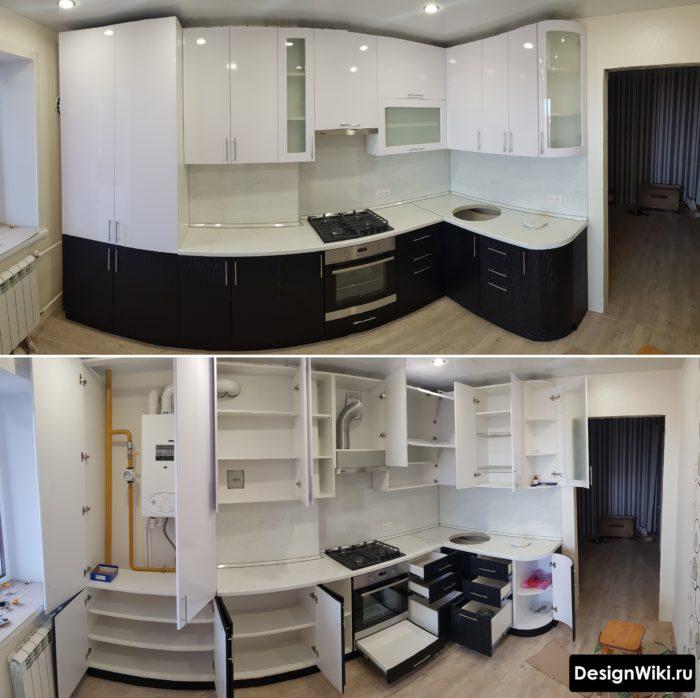 кухня 10 кв метров идеи для кухни интерьеры
