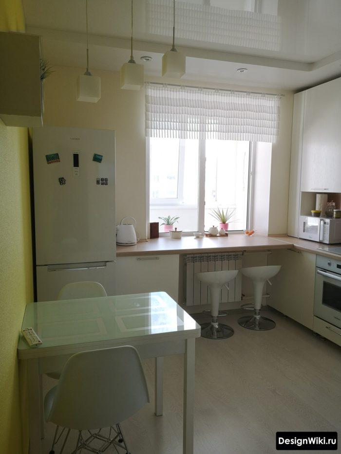 кухня 10 кв метров идеи для кухни