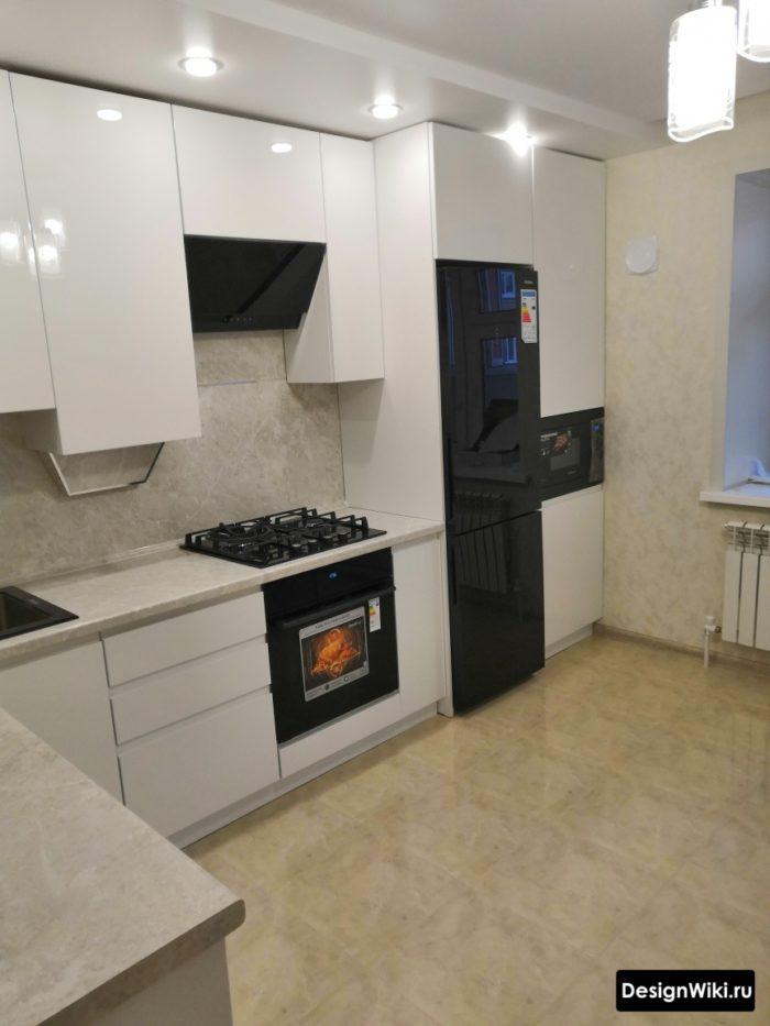 кухня 10 кв метров идеи