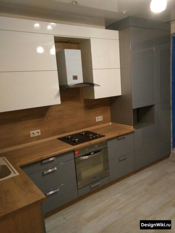 кухня 10 кв м