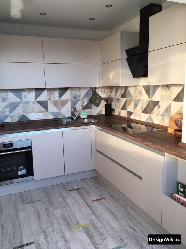 кухня 10 метров дизайн