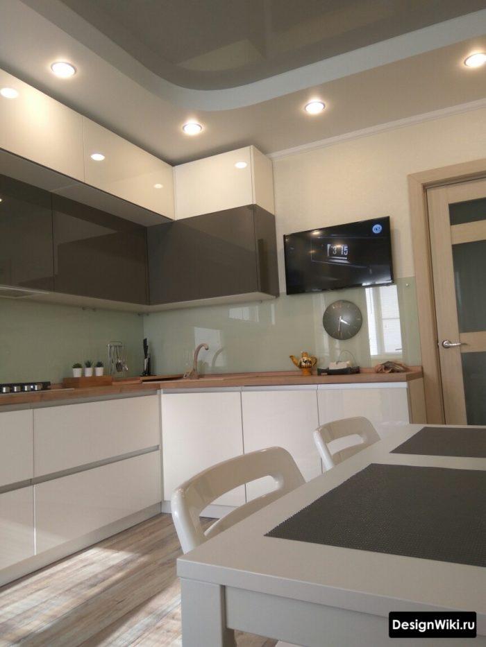 кухня 10 м2 планировка и дизайн
