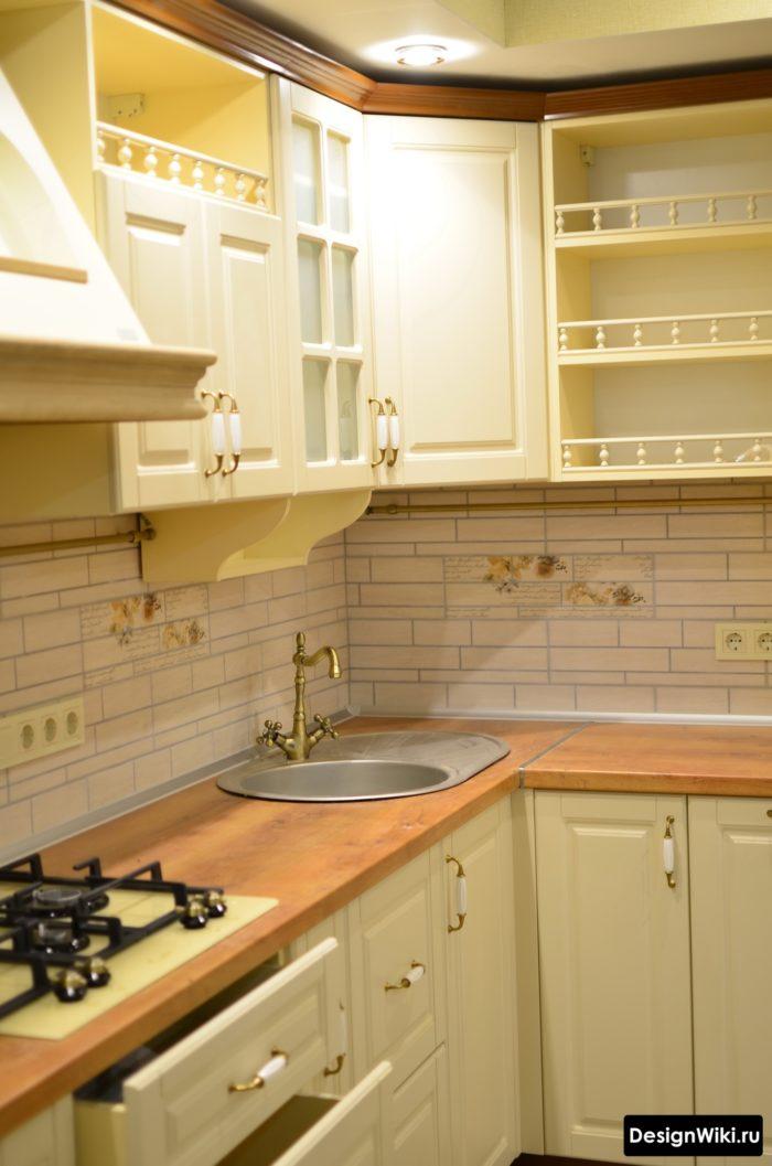 кухня 10 м2