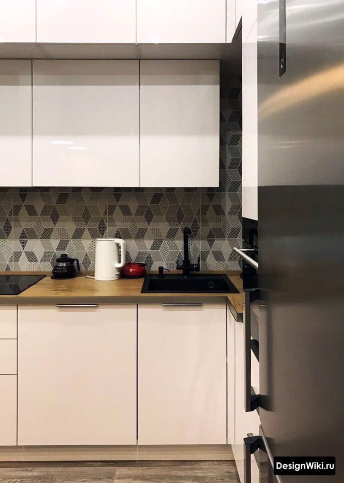 кухня 12 кв метров идеи