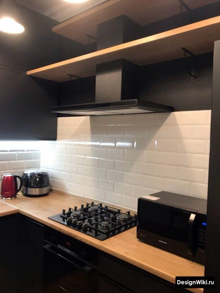 кухня 12 кв метров