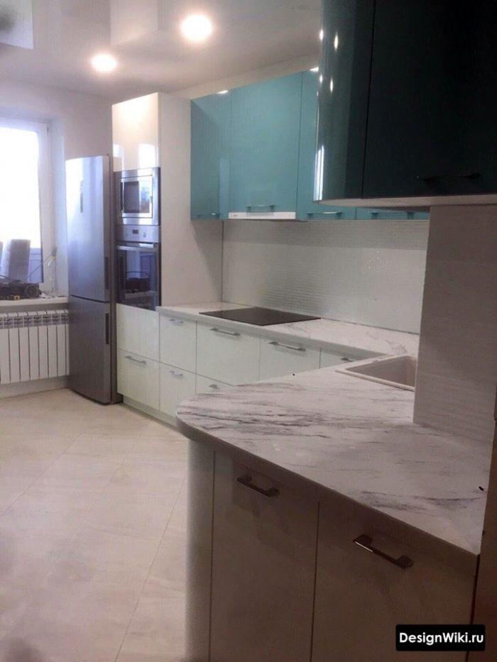 кухня 12 кв