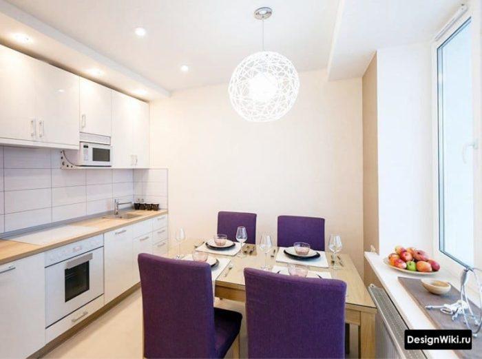 кухонный гарнитур для кухни 10 кв м